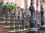 Iron Railings in Chelsea