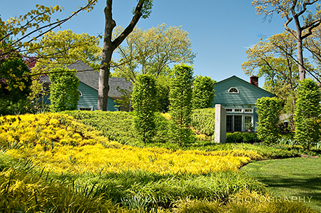 Mountsier garden, Garden Conservancy, Richard Hartlage