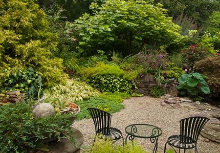 Garden Conservancy, Posner garden