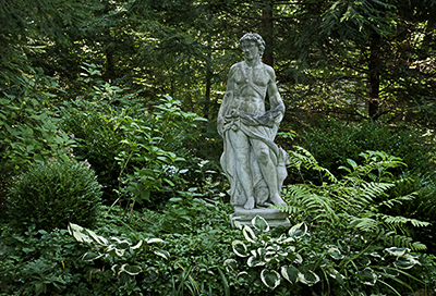 Garden Conservancy, Open Days, Copeland Garden, Connecticut