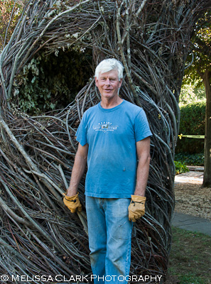 Patrick Doughtery, Dumbarton Oaks