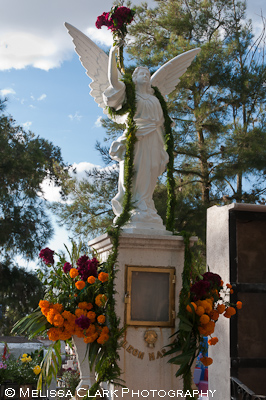 Day of the Dead, cemetery, San Miguel de Allende