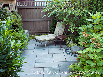 garden rooms, landscape design, flagstone patio, small spaces