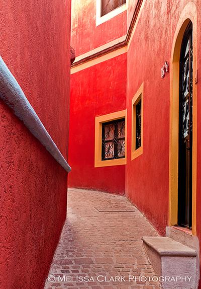 Guanajuato, architecture