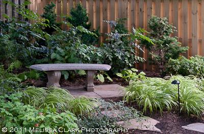 design garden bench