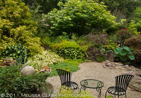 Garden benches, stone benches, landscape design