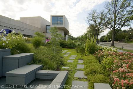 American University, American University Arboretum, Katzen Center