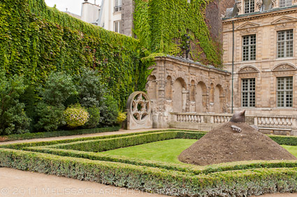 Hotel de Sully orangerie, Paris, the Marais, hotel particulier