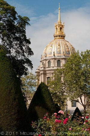 Rodin Museum, Hotel Biron garden
