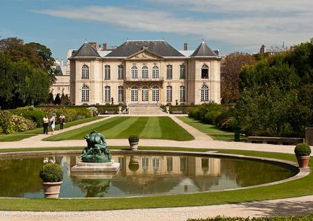 Hotel Biron, Rodin Museum, sculpture