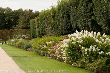Hotel Biron gardens, Rodin Musum