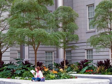 Kathryn Gustafson, Kogod Museum, Smithsonian Museum of American Art