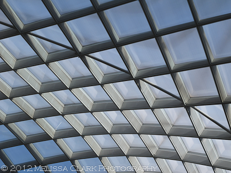 Kogod Courtyard, Smithsonian Museum of American Art, Norman Foster