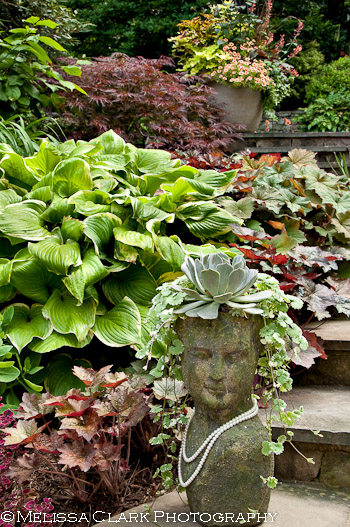 London Landscapes, Katz garden, Brookside garden tour