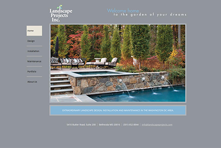 Landscape Projects, Inc., Bethesda MD