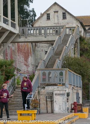 Alcatraz Gardens, Garden Conservancy