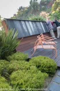 Walter Hood, modern gardens, San Francisco