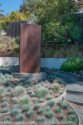 APLD, Brian Swope, sculpture in the garden, Bay Area gardens