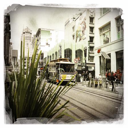 San Francisco, Powell Street Promenade