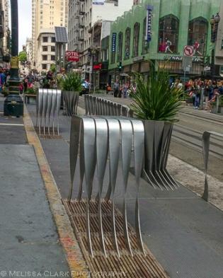 Powell Street Promenade, San Francisco, Walter Hood