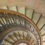 Mechanics Library, staircases
