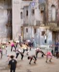 Cuba, dance, Ban Rarra