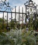 ornamental ironwork, fences, Magdalen College