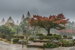 We left Kenrokuen in a steady rain that only enhanced its spell.